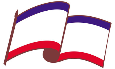 flag of the Republic Crimea