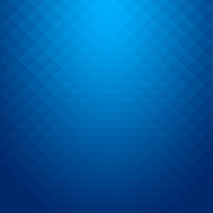 Abstract blue  geometric style background
