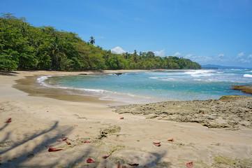 Costa Rica Caribbean beach