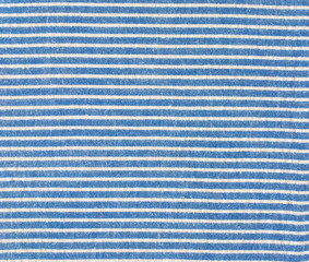 fine striped linen textile