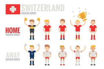 Switzerland soccer team
