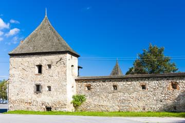 fortress Divin, Slovakia