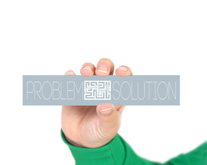 maze problem solution