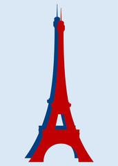 La Tour Eiffel. Paris
