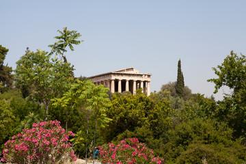 The Ancient Parthenon, Athens, Greece