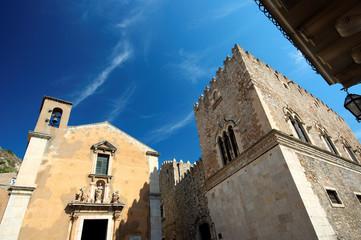 Taormina Chiesa di Santa Caterina