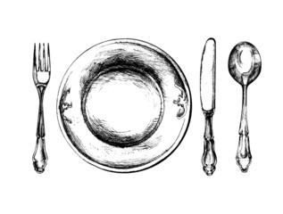 Dishes Set