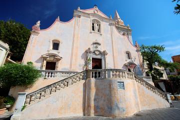 Taormina Chiesa di San Giuseppe