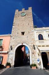 Taormina Torre dell' Orologio