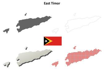 Search Photos Timor Leste Map - East timor seetimor leste map vector