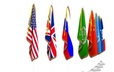 Bandiere e standardi