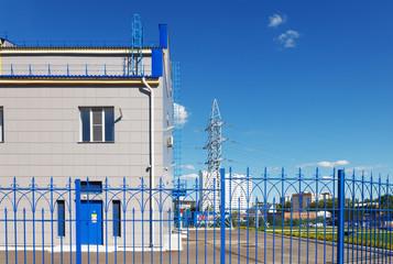 building power plants
