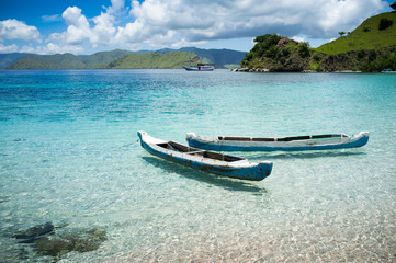 Komodo National Park - islands paradise for diving and exploring