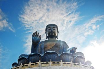 Giant Buddha, Hong Kong