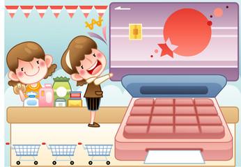 Illustration of consumer Affairs