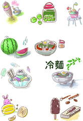 Illustration of lifestyle