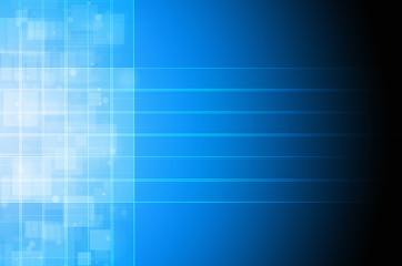 blue hi-tech design background.