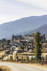 rinchen gang village and monastery