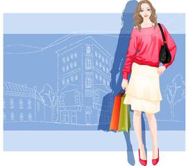 패션과 쇼핑
