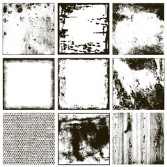 9 textures