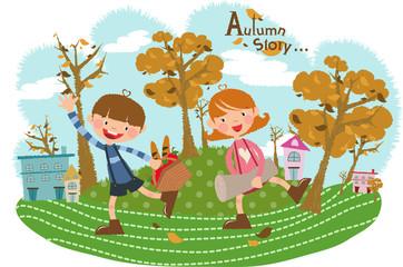가을 이야기