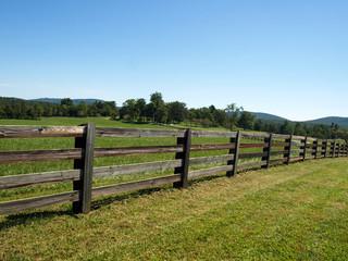 Virginia Farm Fence-9