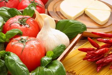 イタリア料理食材