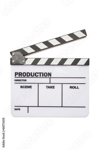 blank film slate - photo #11