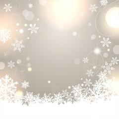 winterlicher Hintergrund
