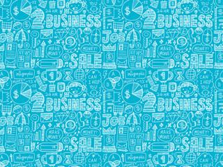 seamless business pattern