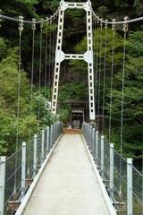 天竜峡とつつじ橋