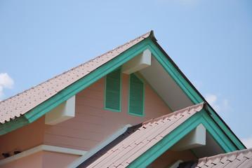 roof design in thailand