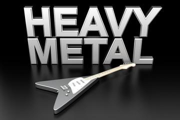 Heavy Metal.