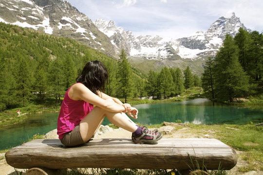 Relax ai piedi del Cervino