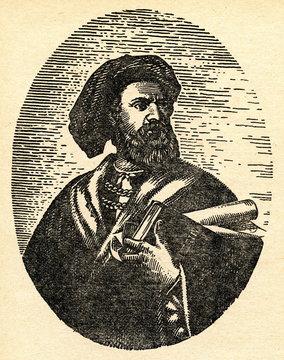 Marco Polo, Italian merchant traveller