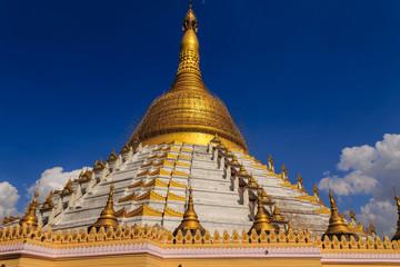 Mahazedi  pagoda , Bago in Myanmar (Burmar)