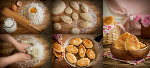 Cooking pies step-by-step - recipe