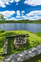 Summer adventure in Sweden