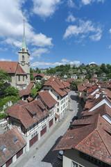 Fototapete - Bern, Switzerland.