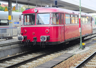 Old German train