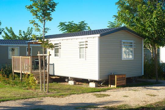 Camping homes