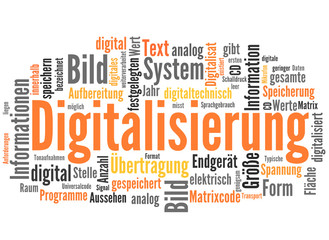 Digitalisierung (digital, Datei)