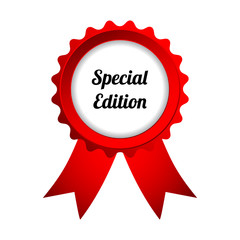 special edition badge