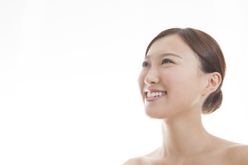 日本人女性のビューティイメージ