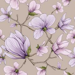 flower blossom pattern