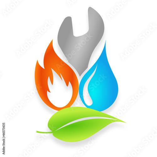 logo gratuit pour plombier