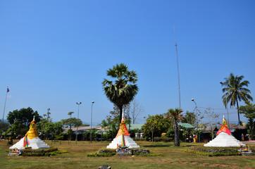 Three Pagodas Pass or Dan Chedi Sam Ong