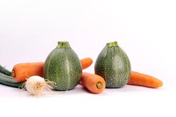 biologisch vegetarische Ernährung