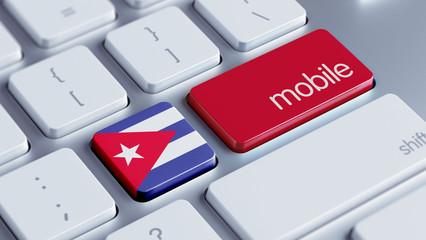 Cuba Mobile Concept