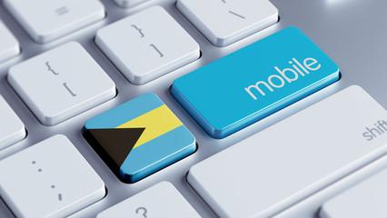 Bahamas. Mobile Concept